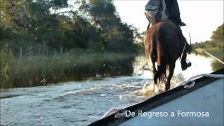 preview picture of video 'Camino a Tres Marias en Formosa bajo Aguas Julio 2014'