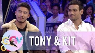 Is Tony Labrusca And Kit Thompson 'jowable'? | GGV