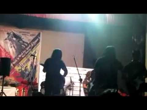 enter sandman metalica cover by the wishess