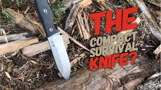 Worth Seeking? Survive! Knives GSO 4.7 - Knife (and Steel) Reviewed - Video Youtube