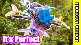 JB's Perfect Freestyle Quadcopter   FULL BUILD VIDEO