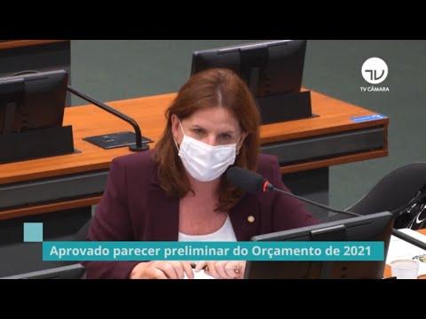 Aprovado parecer preliminar do Orçamento de 2021 - 04/03/21