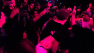 Minnesota - I Need Your Heart remix live at Bottom Lounge 12/7/12