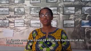 Informations sur la Covid-19 en langue nationale MALINKE (Guinée) 3.2