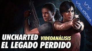 Uncharted: El Legado Perdido - Análisis / Review en español