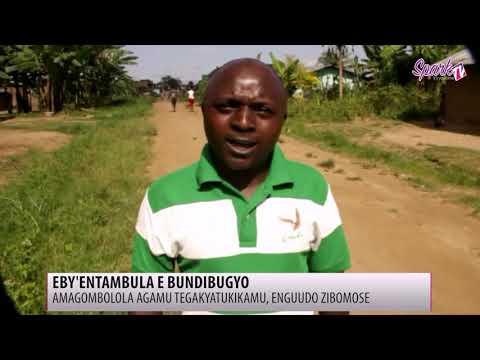 Amaka agasoba mu 20 gasenguddwa amataba e Bundibugyo
