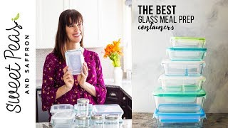 The 5 Best Glass Meal Prep Containers