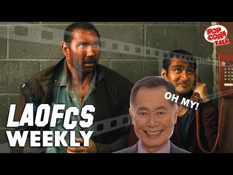 LAOFCS Weekly: Awkwafina, Alligators, and Stuber Oh My!