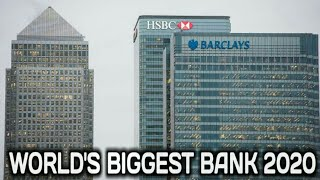 Top 10 Richest Bank In The World 2020