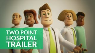 Theme Hospital sequel Two Point Hospital - first trailer