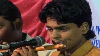 Flute recital by Tvm. Sreekumar