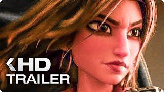 """WRECK-IT RALPH 2 """"Gal Gadot Character"""" TV Spot & Trailer (2018)"""