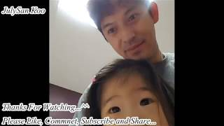 Oh Seo Heun / Jibong Has A Pedicure Medicure at Home FMV [The Return Of Superman/16.12.17]