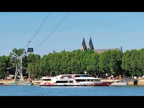3S Buga 2011 : Le transport urbain et touristique par Doppelmayr