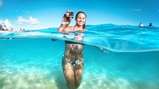 GoPro HERO6 Black: The Best Slow Motion Ever in 4K! & giveaway!