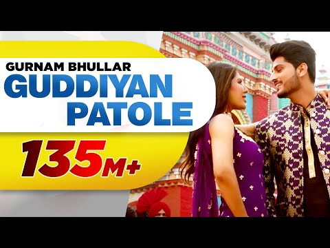 Guddiyan Patole Official Title Track Gurnam Bhullar Sonam Bajwa Now In Cinemas