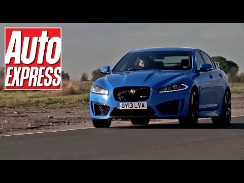 Jaguar XFR-S vs Jaguar XFR on track: are the upgrades worth it?