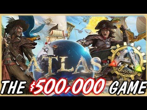 HUGE asset flip game be warned :: ATLAS General Discussions