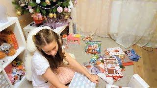 LIFE VLOG: Раскладываем Новогодние Подарки / Что подарит Лика?