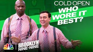 Cold Open: Boyle Steals Terry's Look - Brooklyn Nine-Nine