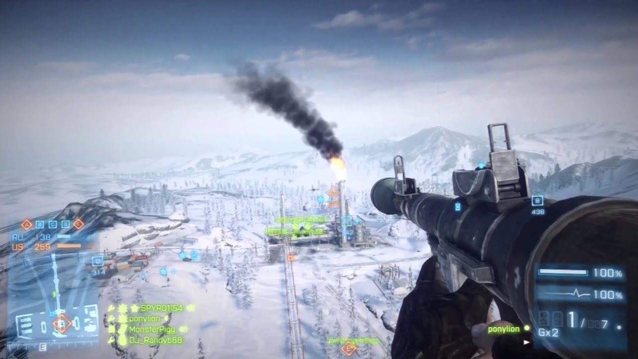 Now This Is How You Use A Dirt Bike To Take Down A Jet In Battlefield 3