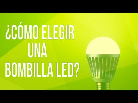Bombillas LED, todo lo que debes saber para elegir bien