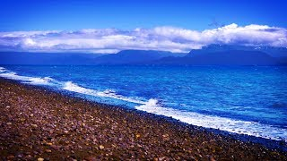 Ocean Waves Relaxation White Noise | Sleep to Waves Crashing Nature Sounds | 10 Hours