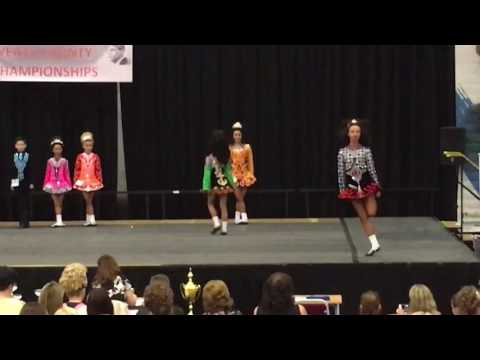 Yeats County Championships Junior parade slip-jigs