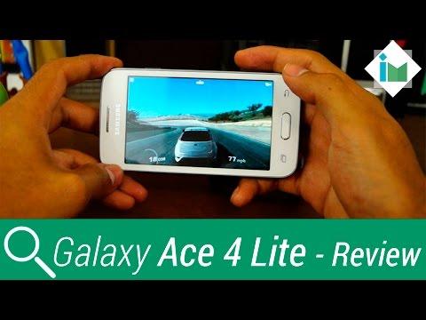 Samsung Galaxy Ace 4 Lite - Review en español