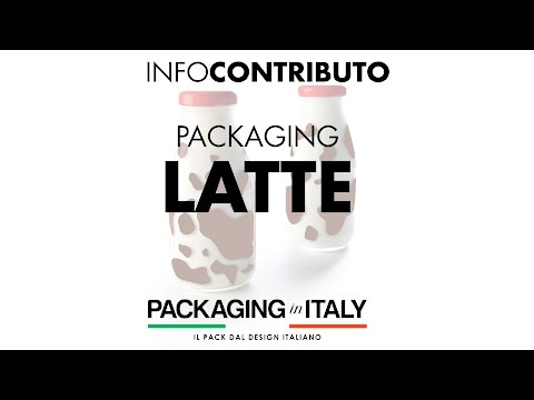 Packaging Latte vacche rosse - Nuovo Packaging Positioning™ - Packaging In Italy