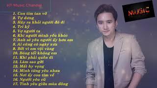 Tuyển tập Phan Mạnh Quỳnh các ca khúc hay nhất.