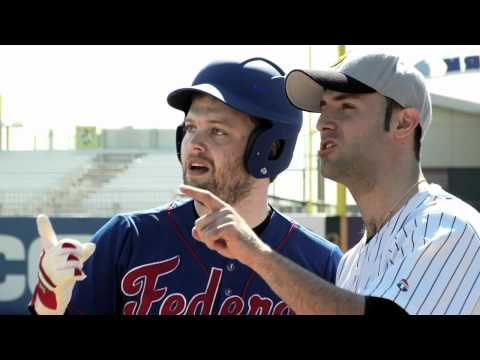 First Base - Clooney (a WEB SERIES by UCB's The Brig)