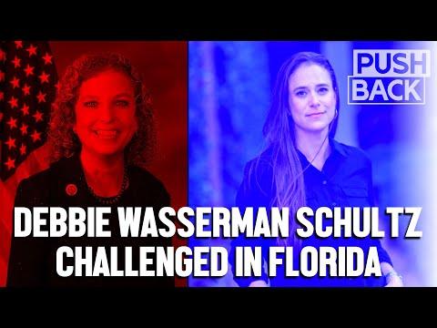 Progressive Jen Perelman challenges hawkish Democrat Debbie Wasserman Schultz in FL
