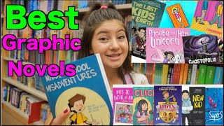 Best Graphic Novels! (and Coming Soon!)