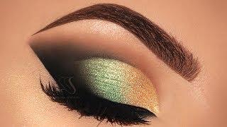 Gold & Green Eyes + Perfect Skin | Melissa Samways