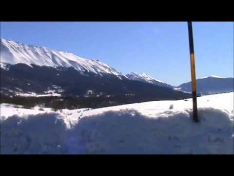 Video di Pacentro - Passo San Leonardo