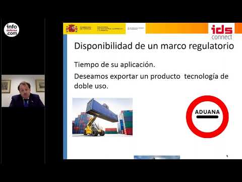 """Resumen del webinario organizado por IDS Connect """"Licencias de exportación"""""""