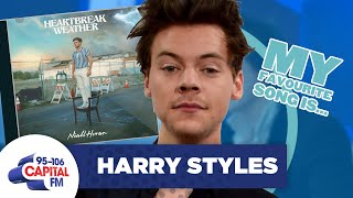 Harry Styles Discusses His Favourite Niall Horan Song | FULL INTERVIEW | Capital
