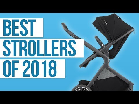 Best Strollers of 2018: UPPAbaby Vista, Bugaboo Fox, Nuna Demi Grow, Babyzen Yoyo+