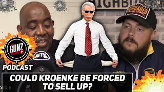 Could Kroenke Be Forced To Sell Up?  | All Gunz Blazing Podcast ft DT