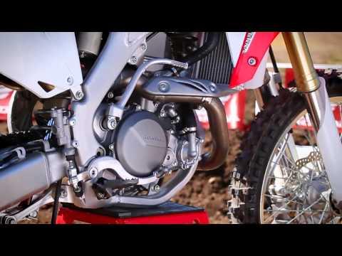 2013 Honda CRF®450R in Missoula, Montana - Video 1
