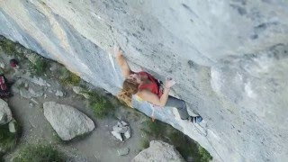 Five Ten 2015 | Colette McInerney | Climbing Trip to the Mythic Cliff