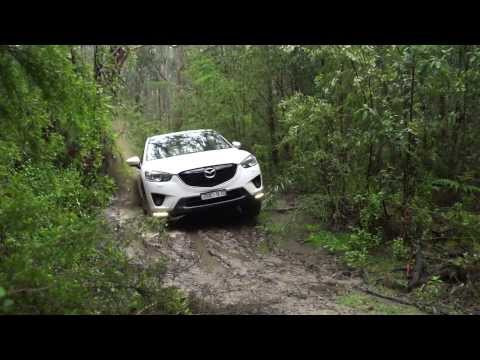 Mazda CX-5 Off Road Challenge