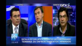 preview picture of video 'militar del Ejército dispara contra un vecino de Challapata'