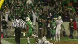 Marshall Highlights vs Maryland Football 2013 (Military Bowl)