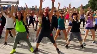 """Yandel - Jaque Mate"" - Natalia Kowalska & Stefan Jakóbczyk Zumba Fitness Choreography"