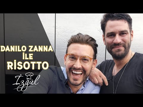 Danilo Zanna: ile İtalyan Risotto Tarifi | Risotto Nasıl Yapılır? | Yağız İzgül