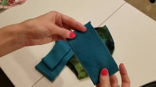 How To Sew A Fleece Diaper Cover