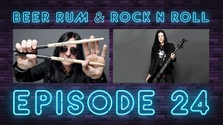 Episode 24 (BRENT FITZ AND TODD KERNS INTERVIEW - SLASH / AGE OF ELECTRIC / GENE SIMMONS BAND)