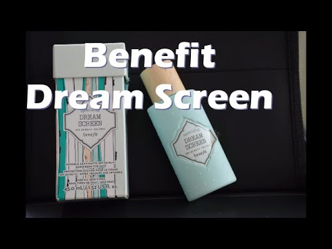 Benefit Dream Screen